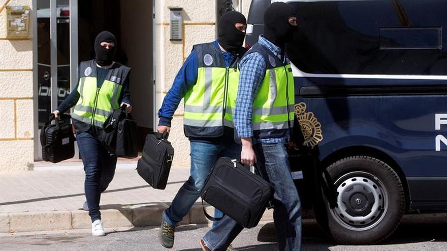 Detenido en Sagunto (Valencia) un marroquí que captaba combatientes para Dáesh