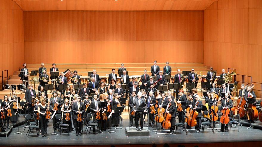 La Orquesta Sinfónica de Navarra inaugura su temporada este jueves en Baluarte