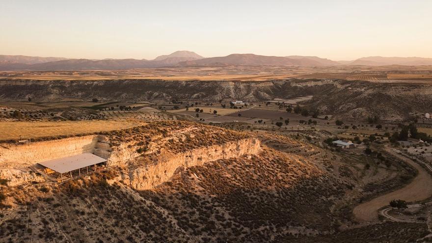 Los avances tecnológicos de hace 450.000 años ayudaron a superar la aridez y el frío