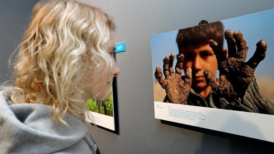 El Museo de Ilusiones de Zagreb avisa del sufrimiento real de millones de niños