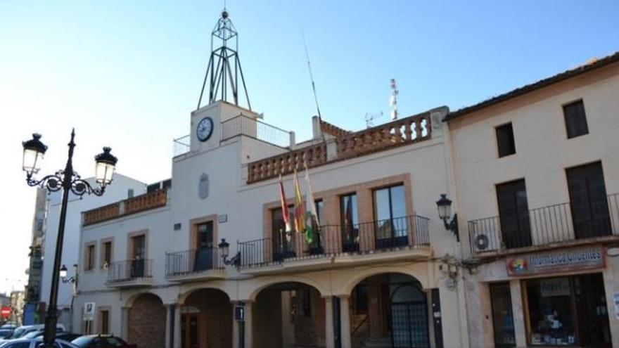 Ayuntamiento de Almadén (Ciudad Real)