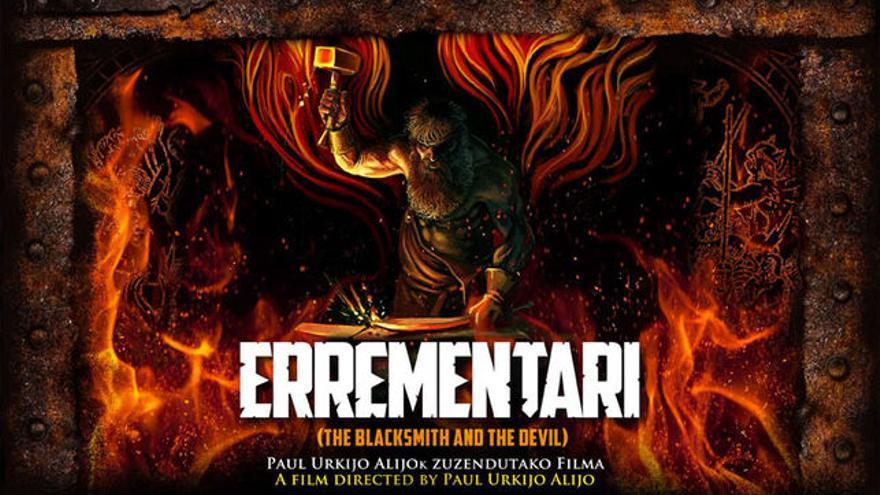 Cartel de la película Errementari