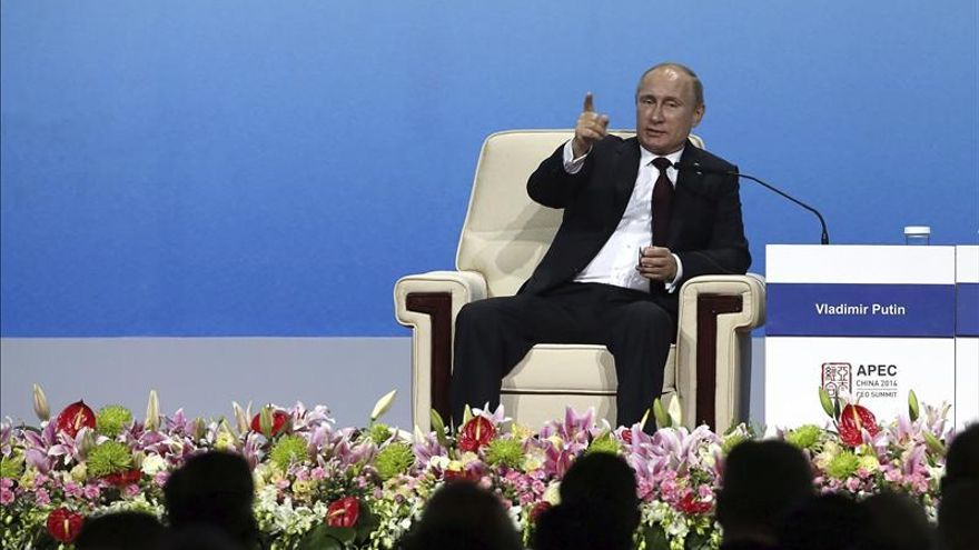 Putin dice que Rusia está dispuesta a cooperar con EE. UU. si se respetan sus intereses