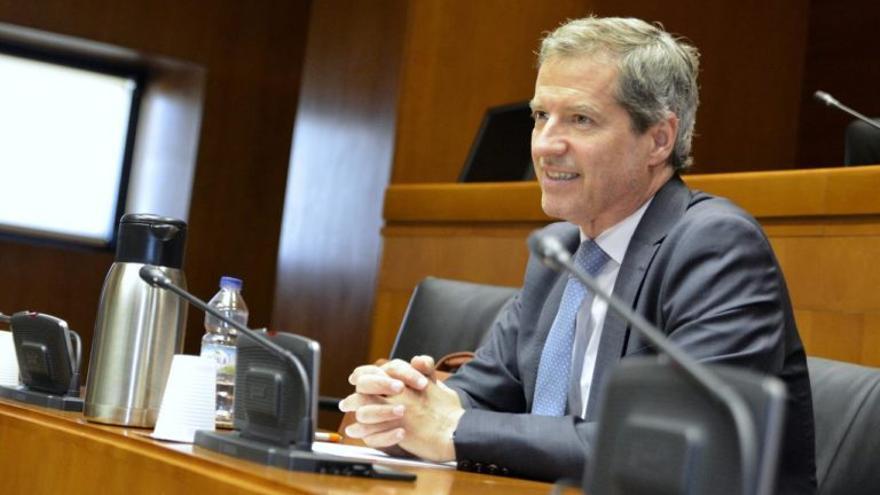 El candidato de Ciudadanos en Aragón, Daniel Pérez Calvo, se ha afiliado al partido