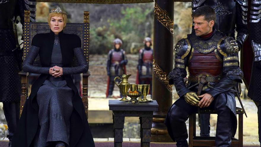 Jaime y Cersei Lannister (Juego de Tronos)