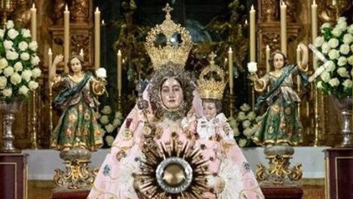La Virgen de Araceli de Lucena.