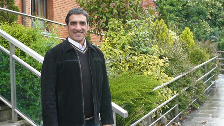Jorge Martínez Falero, uruguayo asentado en Euskadi desde hace 14 años