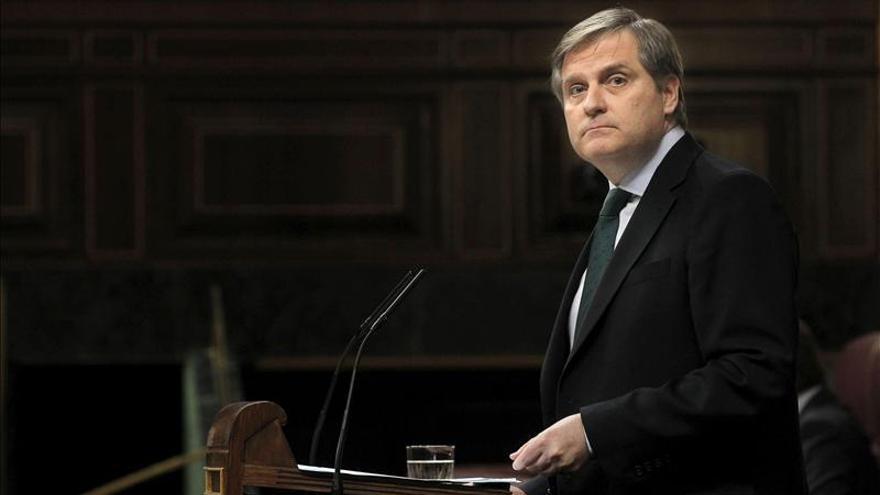 El PP impulsa en solitario en el Congreso tramitar el Estatuto de C-La Mancha