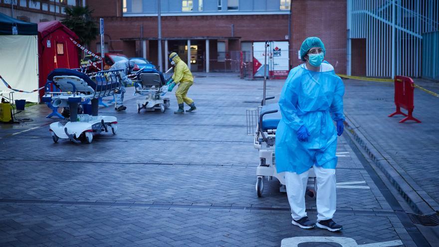 España supera los 100.000 casos y las 9.000 muertes por coronavirus