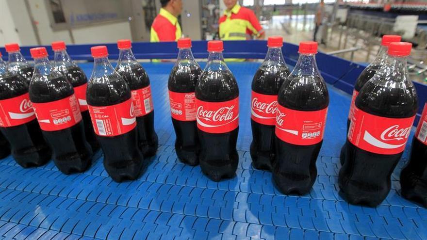 Coca-Cola lanza una nueva bebida con sabor a naranja y vainilla