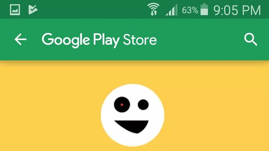Una de las apps maliciosas