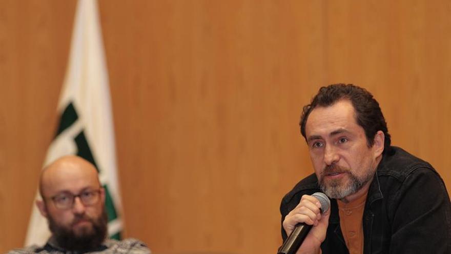 """Los autores de la película """"7:19"""" lamentan que México viva hoy un """"terremoto social"""""""