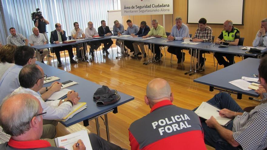 Un dispositivo especial de Policía Municipal perseguirá las agresiones sexistas en el chupinazo de Sanfermines