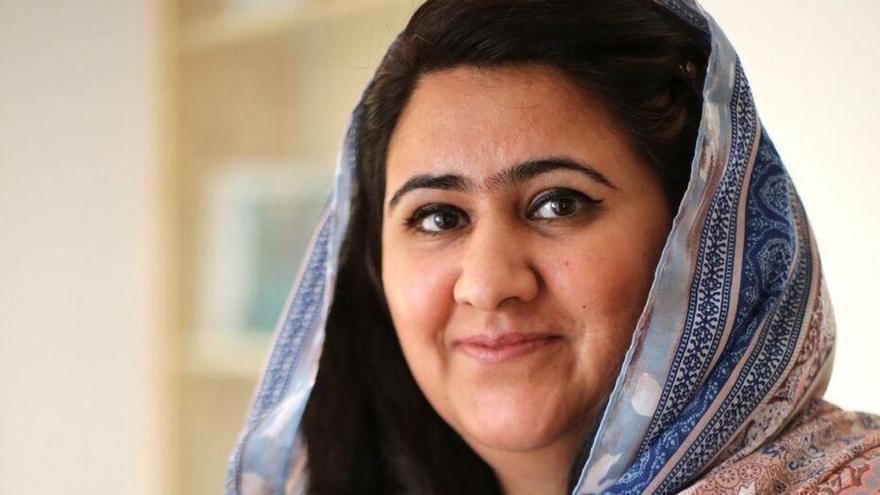 Samira Hamidi, responsable de campañas de Amnistía Internacional para Asia Meridional.