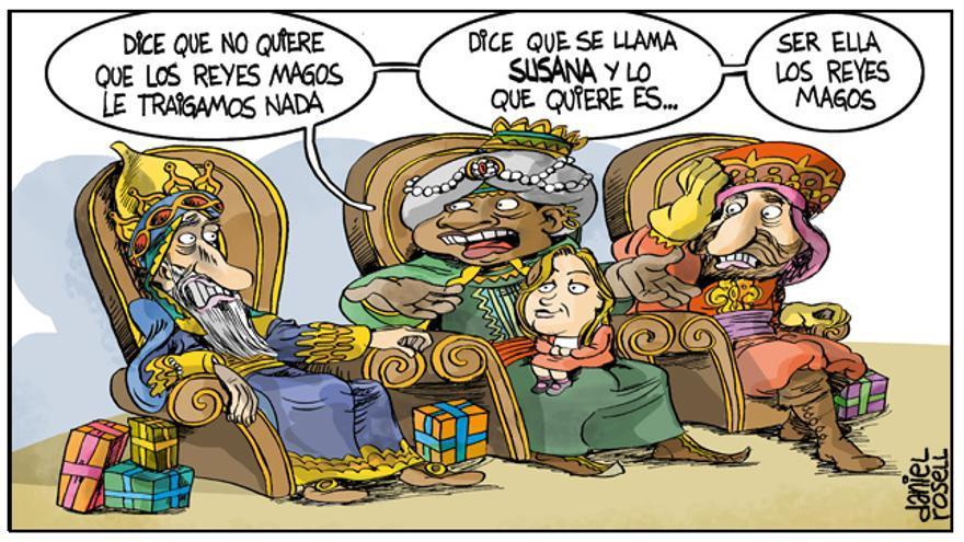 Regalo de Reyes /Daniel Rosell