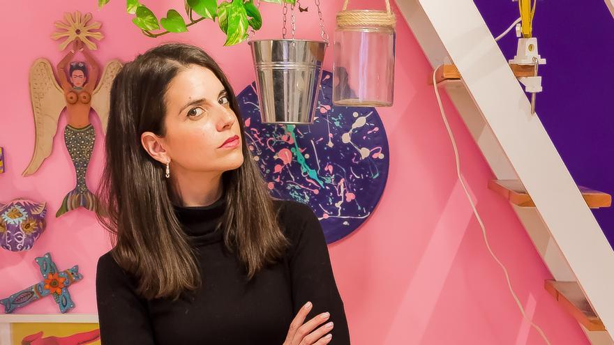 """Ana Caldas: """"El formato webserie te da más libertad a la hora de trabajar"""""""