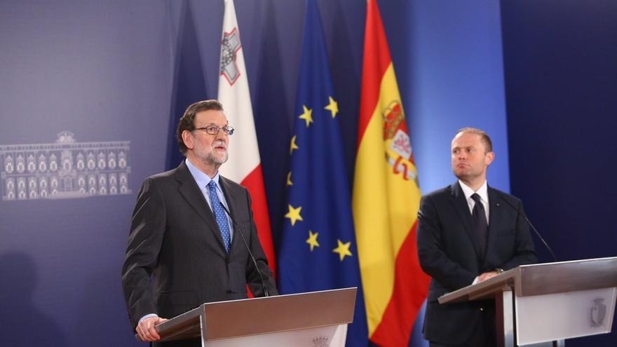 """Rajoy confía en que las negociaciones sobre presupuestos darán su """"fruto"""""""