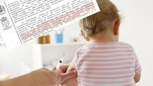 La Justicia autoriza vacunar a dos niños en contra de la negativa de la madre