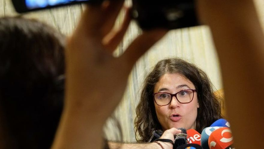 """Podemos pide a """"las dos partes"""" ceder en La Rioja tras 24 años del PP"""
