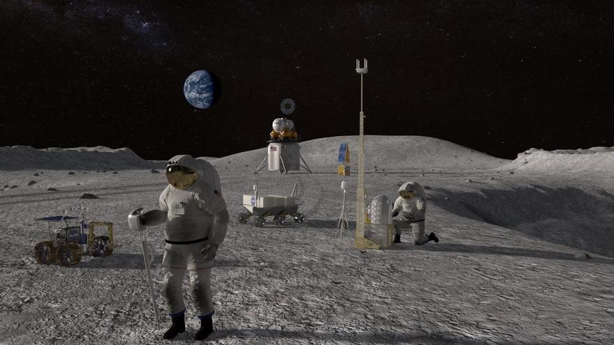 La NASA bautiza con nombre de mujer sus misiones de regreso a la Luna