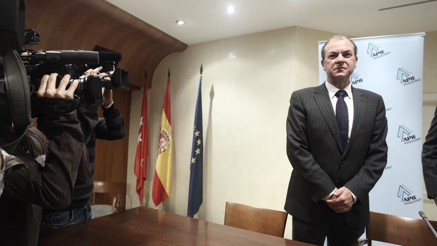 """Monago critica que Cataluña sea """"la primera de la cola para sacar el tícket del FLA"""" y luego mantenga embajadas"""