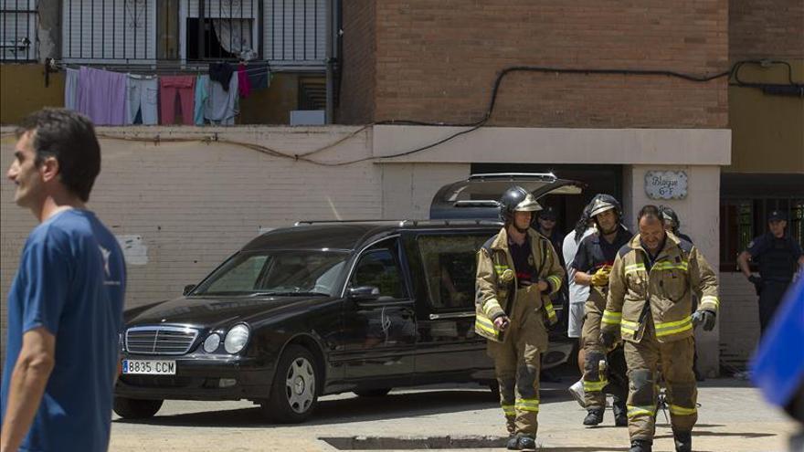 Fallece una mujer en un incendio en su vivienda de Puente Genil (Córdoba)