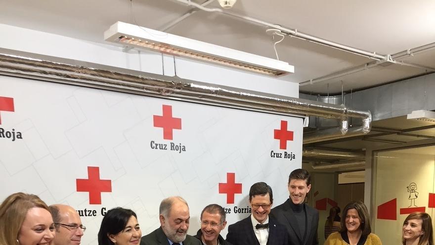 Cruz Roja Bizkaia se marca como objetivo entregar 6.000 juguetes nuevos a niños de familias necesitadas