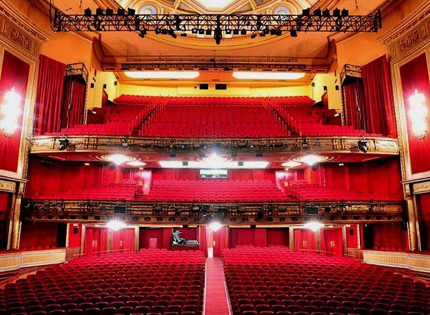 Teatro Lope de Vega vacío | http://www.wonderlandgroup.es