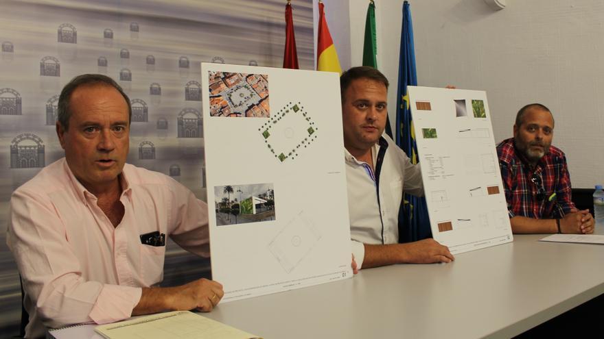 """Presentación del proyecto """"Espacios verdes"""""""