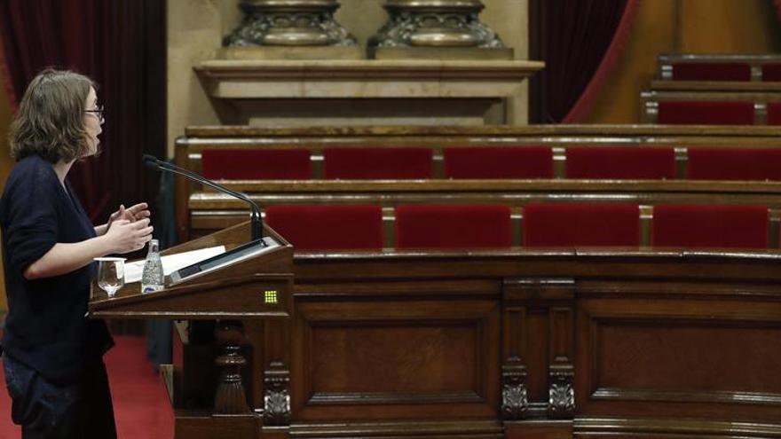 La CUP alerta de que dejará el Parlament si en septiembre no hay referéndum