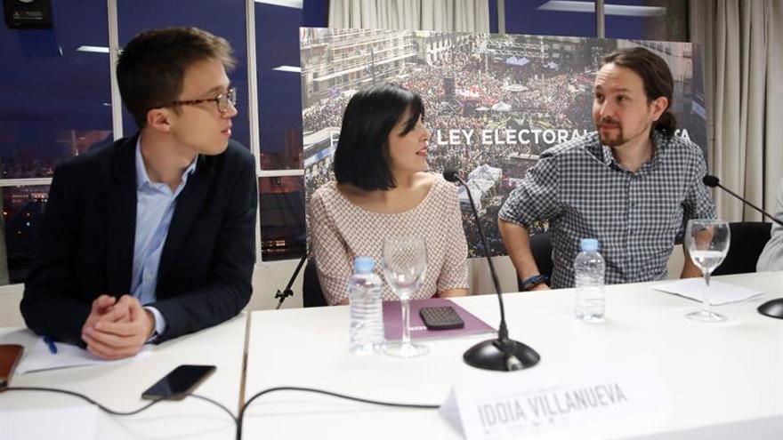 Iglesias: La propuesta de reforma electoral no es para beneficiar a Podemos