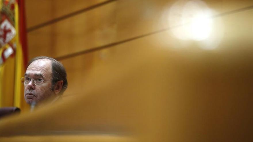 García-Escudero dice que la carta de Aznar es correcta y afectuosa con Rajoy