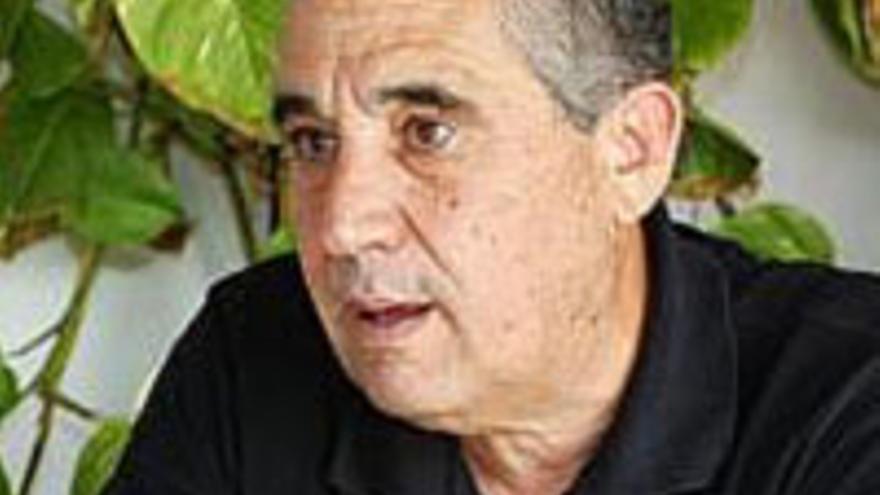Dimas Martín, que sigue mandando desde la cárcel.