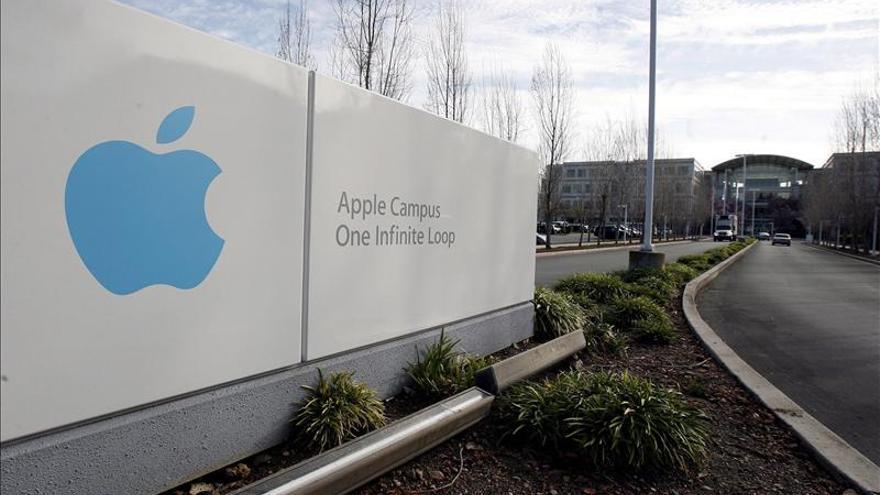 Apple cae un 10 por ciento en bolsa en su peor jornada en cuatro años