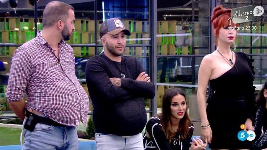 """Irene Rosales se salva de la expulsión y """"GH Dúo"""" mete otro animal televisivo en la casa"""