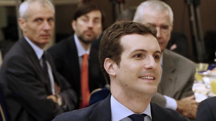 """El PP cree que Democracia y Libertad es la """"crónica de una muerte anunciada"""""""
