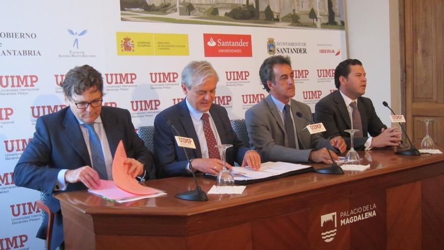 Santander acogerá en septiembre un foro juvenil sobre el futuro de la gobernanza y la globalización