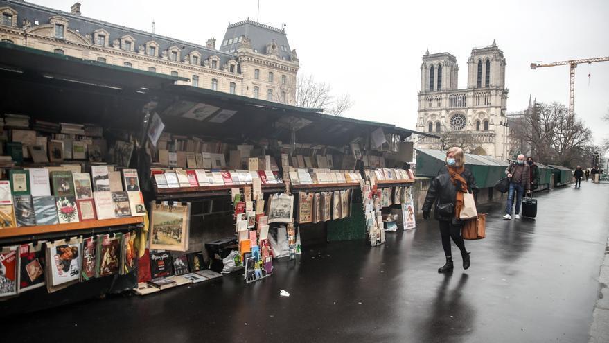 Francia quiere reabrir los viajes con destinos turísticos el 9 de junio