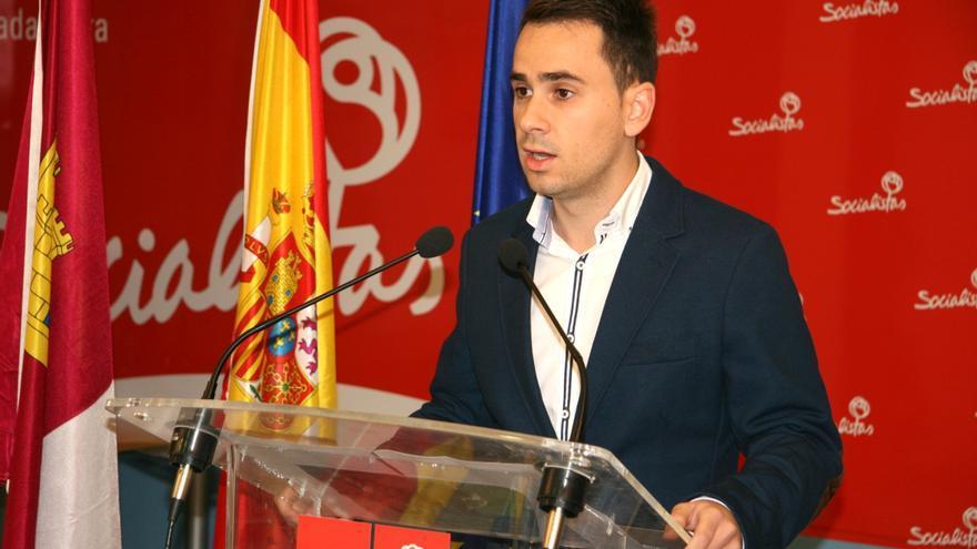 José García Salinas, portavoz del PSOE en Cabanillas del Campo (Guadalajara)