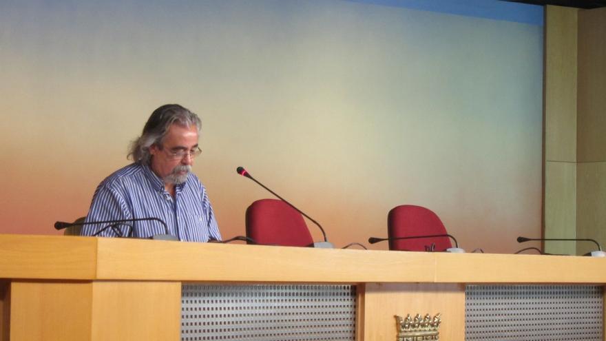"""Ángel Pérez: """"Lo más que pueden hacer es ahorrarme la cuota porque echarme del proyecto político de IU es imposible"""""""