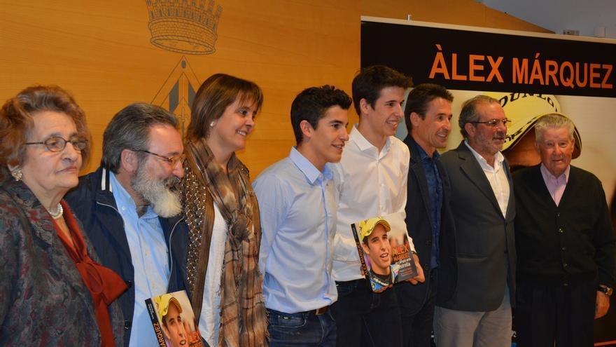 Marc Márquez se libra de ser vocal en Cervera (Lleida) por el revuelo que levantaría