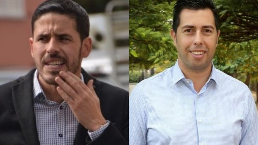 Héctor Suárez y Alejandro Ramos