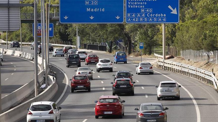 Cinco fallecidos el fin de semana en las carreteras españolas