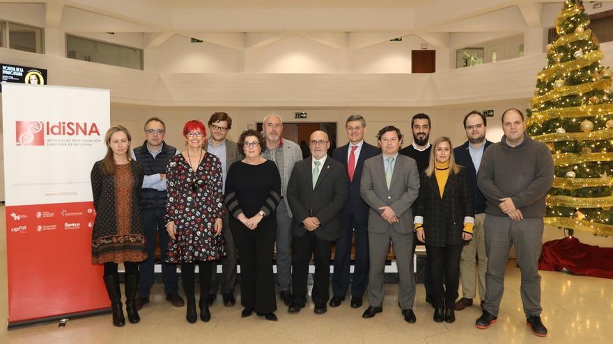 El IdiSNA realizó 73 proyectos en 2018 e ingresó más de 11 millones de euros por I+D
