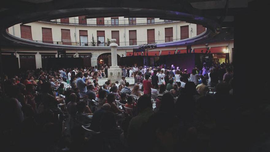 Uno de los eventos de la Feria de Julio