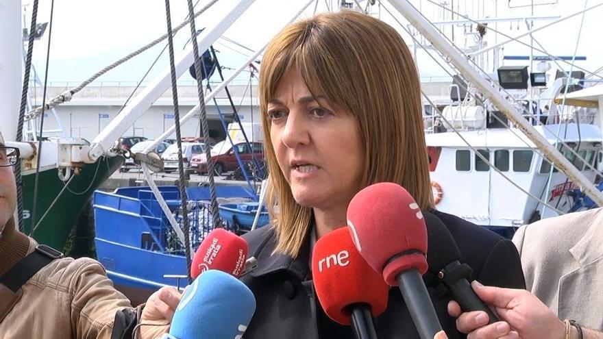 """Mendia dice que respeta a Felipe González, pero el PSOE no puede apoyar """"ni activa ni pasivamente"""" un Gobierno del PP"""