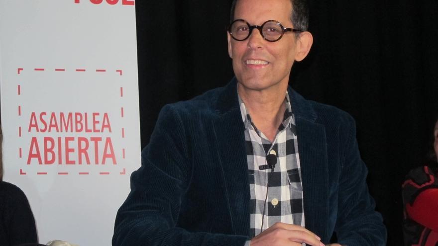 """Pedro Zerolo confía en que la elección del candidato sea """"transparente y con urnas"""""""