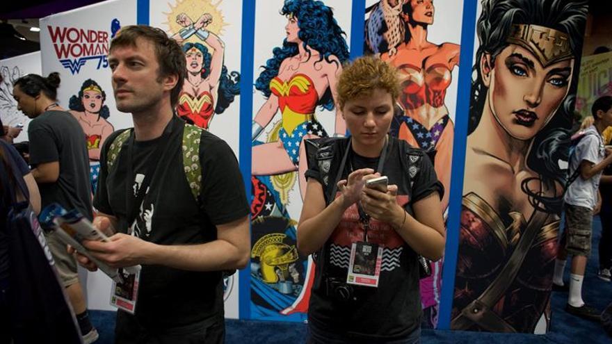 La Comic-Con abre sus puertas a la gran fiesta de la cultura popular