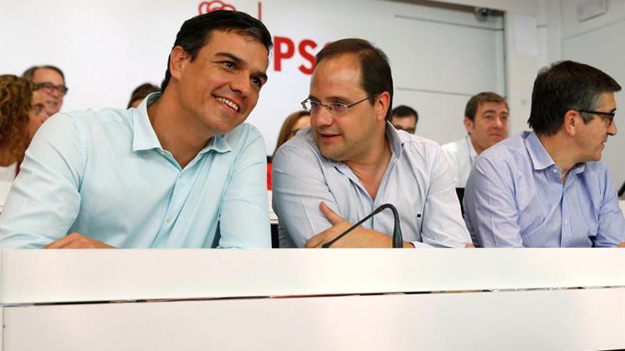 Sánchez cumple dos años de mandato sin lograr aplacar la división en el PSOE