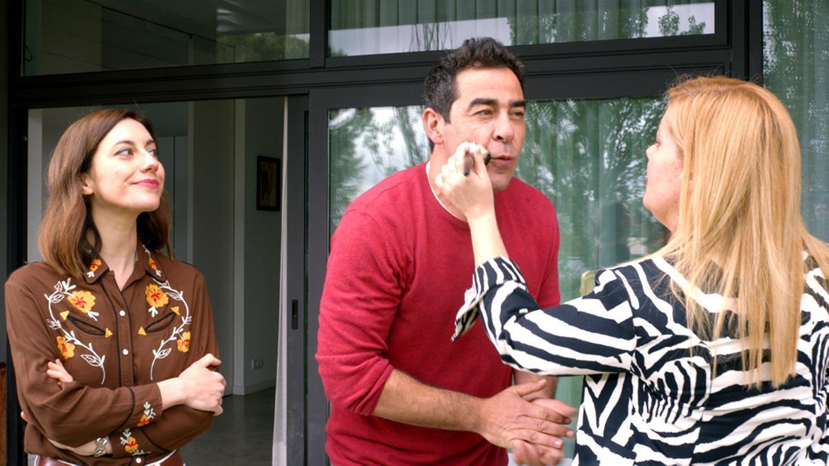 Cristina Gallego y Pablo Chiapella en 'Fuera de serie'